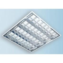 Светильник ДВО 10-4х11-004 Rastr LED