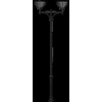 Светильники БРЕНДЫ Световые технологии наружного освещения SQUARE