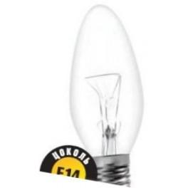 NI-B 40W 230V E14 CL лампа накал. Navigator
