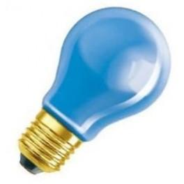 DECOR A BLUE 11W 240V E27 лампа накал. Osram
