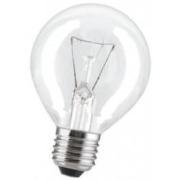 25D1/CL/E27 25W лампа накал. прозр. GE
