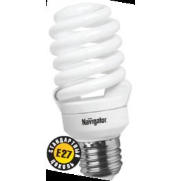 NCL SF10 11W/827 2700K E27 лампа комп. люм.Navigator