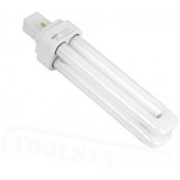 Лампа SYLVANIA LYNX-D 13W/ 827 G24d-1 (теплый белый 2700К)