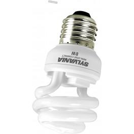 MINI-LINX FAST-START SPIRAL 12W E27 лампа комп.люм.Sylvania
