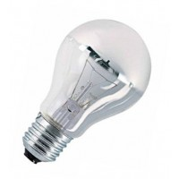 Лампы Osram накаливания DECOR SILVER/GOLD А, Р