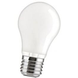 75A1/F/E27 75W лампа накал. груша мат. GE