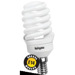 NCL SF10 7W/827 2700K E14 лампа комп. люм. Navigator