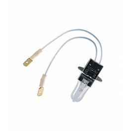 Лампа 64318 A 45-15 J1/77 6.6A 45W PK30D 800lm 1500h d13.5x28