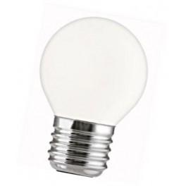15D1/F/E27 230V 15W лампа накал. капля мат. GE