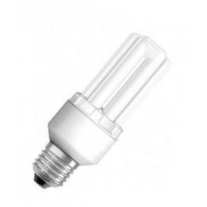 DULUX INT FCY 18W/827 E27 лампа комп. люм.  Osram