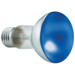 CONC R63 BLUE 40W E27 лампа накал. Osram