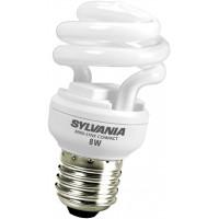 Лампы Sylvania компактные люминесцентные Mini-Lynx Spirals