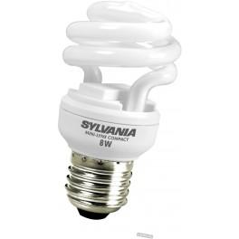 Mini-Lynx Spiro Homelight (827) 23Вт/E27 люм. комп. лампа Sylvania