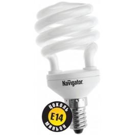 NCL SH10 15W/827 2700K E14 лампа комп. люм. Navigator