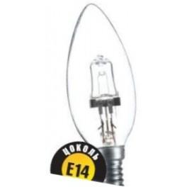 NH C35 42W 230V E14 CL лампа галог. Navigator