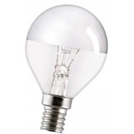 25D1/SB/E14 25W лампа накал. капля серебряная GE