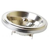 Лампы GE (General Electric) галогенные G53  AR111 капсулы низкого давления с алюминиевым зеркальным отражателем