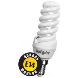 NCLP SF 11W/827 2700K E14 лампа комп. люм. Navigator