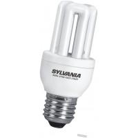 Лампы Sylvania компактные люминесцентные Mini-Lynx  FAST-START Е14