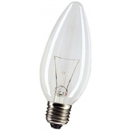 Stan 40W E27 230V B35 CL 2CT/12X5F накал. лампа Philips