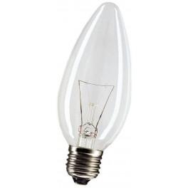 B35 60W 230V E27 CL 1CT/10X10F накал. лампа Philips