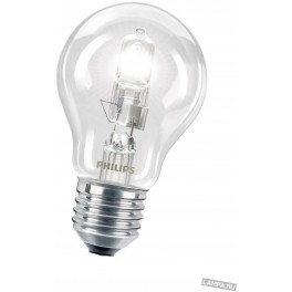 EcoClassic 42W E27 230V A55 CL лампа галог.Philips