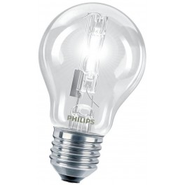 EcoClassic30 70W E27 230V А55 CL лампа галог.Philips