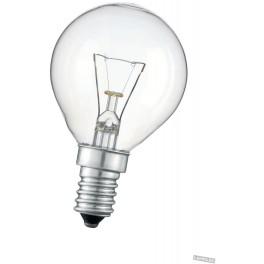 P45 40W CL E14 лампа накал. прозр. Philips
