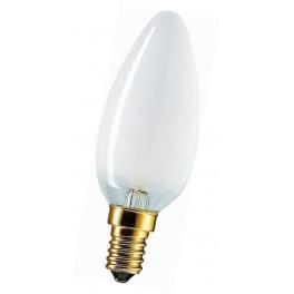 B35 40W 230V E14 FR лампа накал.мат.Philips