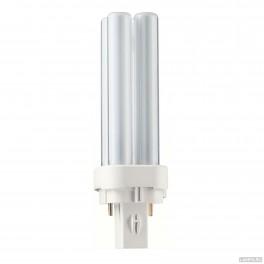 MASTER PL-C 10W/840 2Pin G24d-1 лампа комп.люм. Philips