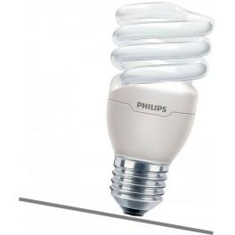 TORNADO spiral 15W WW E27 лампа комп.люм.Philips