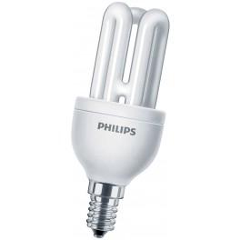 GENIE 8W CDL E14 220-240V 1PF/6 комп. люм. лампа Philips