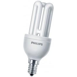 GENIE 11W CDL E14 220-240V 1PF/6 комп. люм. лампа Philips