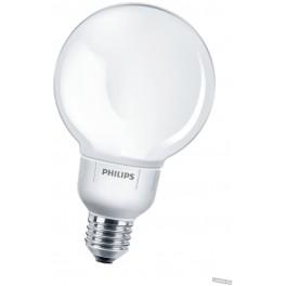 Softone Globe 12W WW E27 G93 1CH/4 комп. люм. лампа Philips