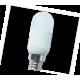 Ecola T25 LED Micro 3,3W 220V E14 2700K 270° матовая (керамика) 72x23