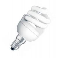 Лампы Osram компактные люминесцентные DULUXSTAR TWIST MICRO витые 12 тыс. часов