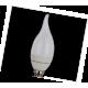 LED light Candle 3,7W 220V 2700K E14 свеча на ветру 118x37 светодиод. лампа Ecola