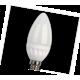 LED Candle 3,5W 220V 4000K E14 100x37 свеча (керамика) светодиод. лампа Ecola
