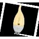 candle LED Premium 4,0W 220V E14 2700K 320° прозр.свеча на