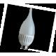 LED Сandle 4,4W 220V 2700K E14 120x36 свеча на ветру светодиод. лампа Ecola