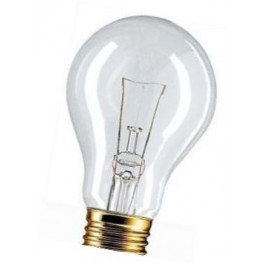 40Вт 24–25Вт E27 Clear накал. лампа Sylvania