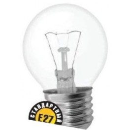 NI-C 40W 230V E14 CL лампа накал. Navigator