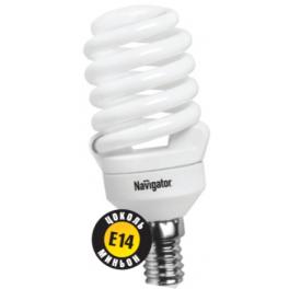 NCL SF10 15W/827 2700K E14 лампа комп. люм. Navigator