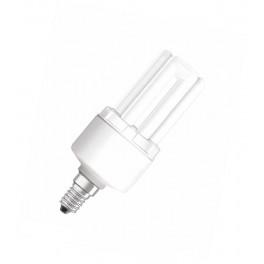 DULUXSTAR 8W/827 220-240V E14 комп. люм. лампа Osram