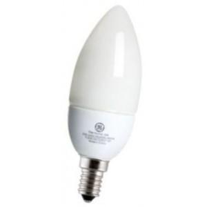 FLE9CDL/T2/827/E14 2700K комп.люм. лампа GE