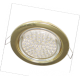 Ecola GX53 H4 Downlight without reflector_gold (светильник) 38x106 - 2pack