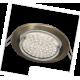 Ecola GX53 H4 светильник встраив без рефл  Черненая бронза 38x106 - 2pack