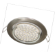 Ecola GX53 H4 Downlight without reflector_satin chrome (светильник) 38х106 - 2pack