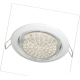 Ecola GX53 H4 Downlight without reflector_white (светильник) 38x106 - 2pack