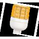 G9  LED Premium 3,6W  220V золотистый 300° 64x32 Ecola